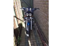 SUZUKI 600 BANDIT WINTER PROJECT FOR SPARES OR REPAIR