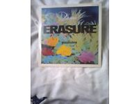 Vinyl 12in 45 Drama! Act 2 / Sweet , Sweet Baby (The Moo Moo Mix / Paradise – Erasure –