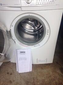 Zanussi Electrolux 1600 Washing Machine