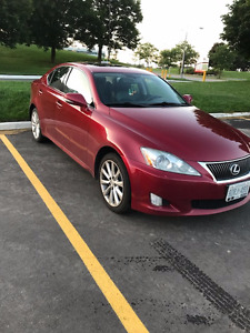 2009 Lexus IS250 AWD Loaded Sedan