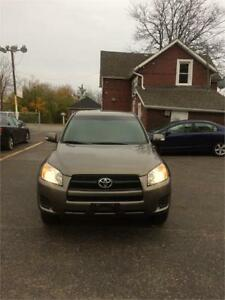 2010 Toyota RAV4 Base,excellent condition,certified, no accident