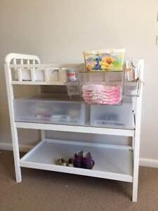 Baby Change Table Black Rock Bayside Area Preview