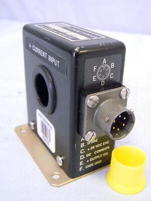Aac American Aerospace Controls S466-100-c Dc Current Sensor 100amp