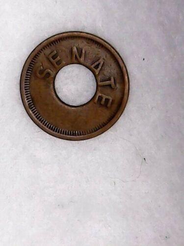 Vintage Senate Coin