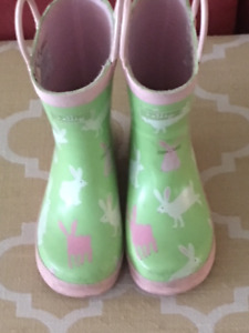 Hatley Rainboots Sz 7 Toddler