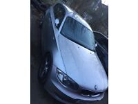 BMW 118 D DIESEL SILVER DAMAGED NON-STARTER MANUAL OFFERS WELCOME