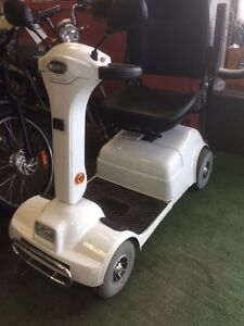 Mobility Scooter Brand New Batteries + Warranty