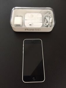 iPhone 5C White 8GB