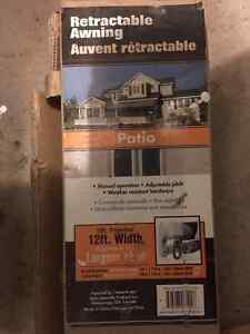 Retractable Awning 12' x 10' Brand New
