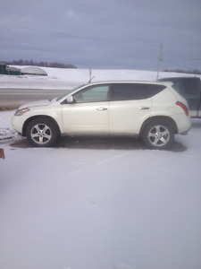 2006 Nissan Murano SE SUV, Crossover AWD REDUCED