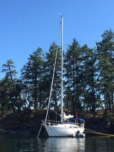 1978   36' C&C sailboat in excellent condition!