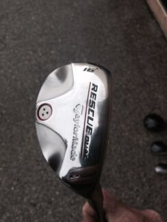 Golf Clubs Taylor Made Hybrids Perth Region Preview