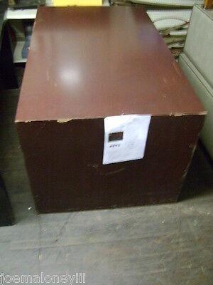 Retail Brown Wood Display Table  Desk