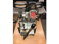 Silca Lancer - Mortice Key Cutting Machine
