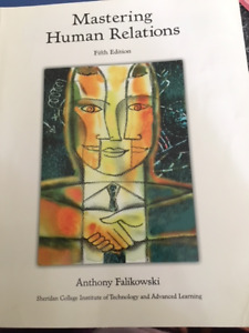 Human Relations Textbook
