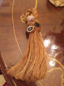 Broom (one of a kind) hand made