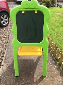 Art Easel Double sided Crayola including tray