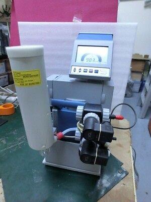 Vacuubrand Md4c Vacuum Pump Unitcvc211 Controllercvc2ii230vacused5741
