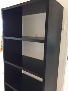 Excellent condition **Dark wood** files / office organizer