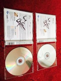 Jay Sean Maybe CDs Signed/Autographed