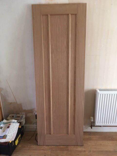 Ripon Oak Veneer Interior Doors Four In Hook Hampshire Gumtree