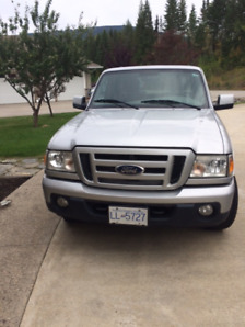 Reduced-Low Mileage 2011 Ford Ranger lowered price $13,900