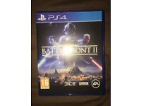 Battlefront 2 for the PS4 Brand New Sealed