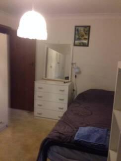 Flatshare bedroom