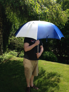 """Giant Golf Umbrella - opens to 49"""" wide"""