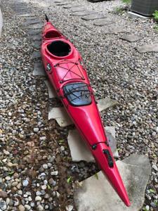 Kayak Sun conquest 15.5 feet touring kayak