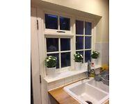 High Quality Hardwood Kitchen window and patio door