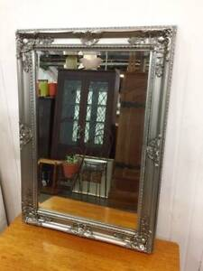 F38011 Chic French Style Mirror New Silver Mount Barker Mount Barker Area Preview