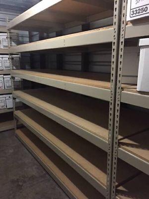 Heavy Duty Shelving Unit 70x60x32 Garage Storage System Rack Warehouse Basement