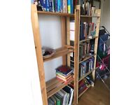 Free Book shelf (book shelves) Collection Only
