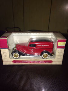 Die cast toy car