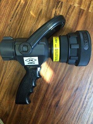 Akron Brass 1 12 Assault Fire Hose Nozzle With Pistol Grip