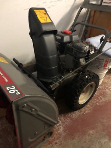 26 Inch Snow Blower for Sale