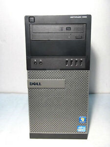 Dell Optiplex 990 Intel Core i7 3.40Ghz Quad Core CPU 8GB Ram