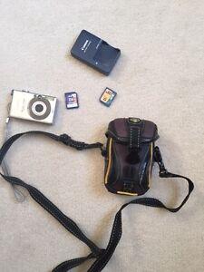 canon power shot sd400 digital camera