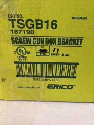 CADDY Erico TSGB16 Screw Gun Box Bracket