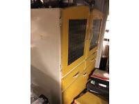 Vintage kitchen cabinet/ larder/ cupboard