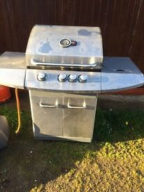 Ultra Chef Gas BBQ