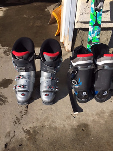 Nordica FCX Boots Size 27 to 27.5