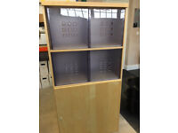 Ikea Storage Unit (Birch Veneer)