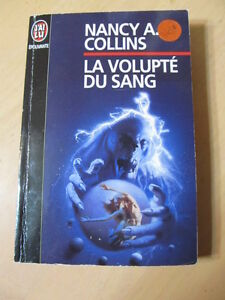 La volupté du sang de Nancy A. Collins