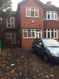 Room available from 1st January - 30th June 2017 in 8-bedroom student house £105 p/w