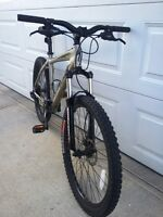 Specialized Hardrock Pro with Hydraulic brakes, mountain bike