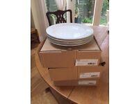 Original Wedgwood England 1759 bone china crockery set. Dishwasher safe. Bought for £999