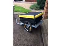VidaXL Bike Trailer, as new condition. £45