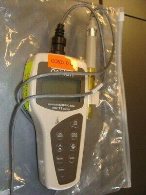 Oakton Conductivity Tds C Meter Con 11 Series Pn 54x002608